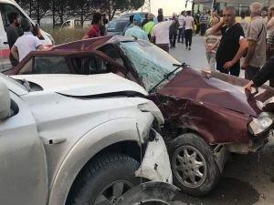Arnavutköy'de kaza: 2 yaralı