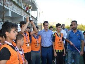 Kur'an kursları arası futbol turnuvası