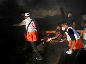 Filistin'deki gösterilerde şehit olanların sayısı 156'ya yükseldi