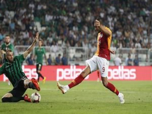 Süper kupa penaltılarda Akhisar'ın: 6-5