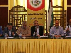 Filistinli grupların toplantısında siyasi ortaklık ve uzlaşı vurgusu