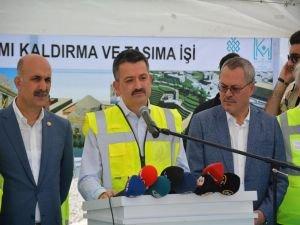 """Bakan Pakdemirli: """"Ilısu Barajı bölgeye çok büyük bir hizmettir"""""""