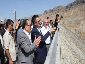 """Bakan Pakdemirli: """"Ilısu Barajı dünyanın en büyük projelerinden biri"""""""