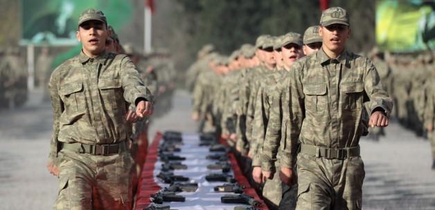 Askerlikte devrim gibi düzenleme