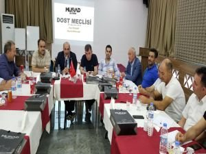 Milletvekili Özdemir MÜSİAD Dost Meclisine katıldı