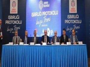 'Zemin İstanbul'da işbirliği protokolü imzalandı