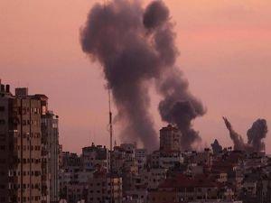 Siyonistlerin saldırısında biri bebek 3 Filistinli şehit oldu