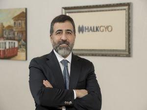 HALK GYO'nun yarıyıl net kârı 33,2 milyon TL