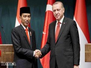 Cumhurbaşkanı Erdoğan'dan Endonezya'ya taziye telefonu