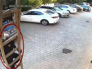 Gaziantep'te bir şüpheli hırsızlıktan tutuklandı