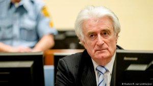Karaciç soykırımdan suçlu bulundu