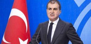 AB Bakanı Ömer Çelik'ten Vize açıklaması