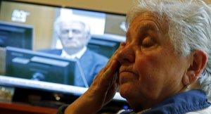 Bosnalı Sırplar, Karadziç'in verilen karara memnun değil