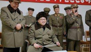 Kuzey Kore liderinden tehdit küle çeviririm