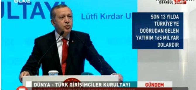 """Cumhurbaşkanı Erdoğan: """"Senin ne işin var orada?"""""""
