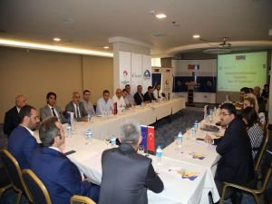 """Bingöl'de """"İŞGEM Yönlendirme Komitesi"""" toplantısı"""