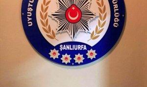 Şanlıurfa'da operasyonda 990 ecstasy ele geçirildi