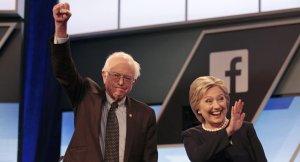 ABD'nin dünkü seçim galibi Bernie Sanders oldu