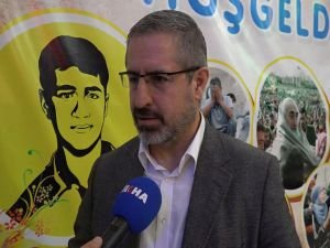 """Gazeteci-Yazar Hasan Sabaz: """"Halk kaygılı"""""""
