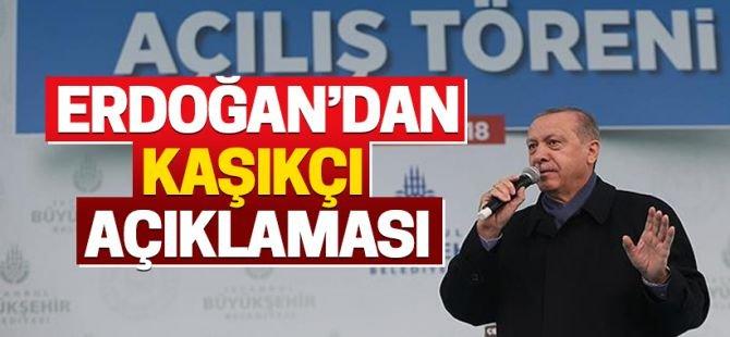 Erdoğan'dan Kaşıkçı açıklaması: Çok farklı bir şekilde anlatacağım