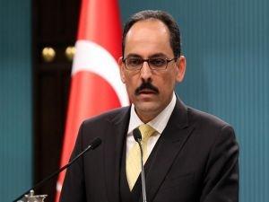 Cumhurbaşkanlığı Sözcüsü İbrahim Kalın da Covid-19'a yakalandı