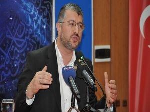 Siyer Vakfı Başkanı Yıldırım: Zulümler devam ettiği için musibetler de devam ediyor
