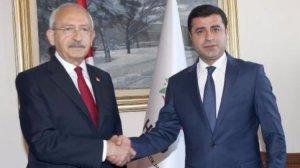 Demirtaş, 'YPG terörist değil' diyen Kılıçdaroğlu'na seslendi