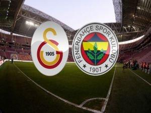 Galatasaray-Fenerbahçe derbisi 13 Nisan'da!