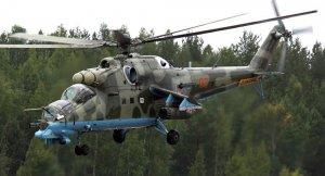 Putin'in emriyle savaş helikopteri Suriye'den ayrıldı