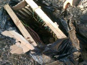 Nusaybin'de Amortisörlü bomba tuzağı!