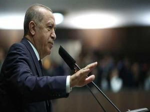 Cumhurbaşkanı Erdoğan: Dünyada millî gelir sıralamasında 17'nci sıradayız