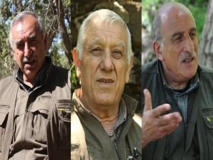ABD'den PKK'nın üç üst düzey yöneticisi için para ödülü