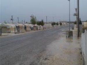 Süleyman Şah Çadır Kenti tamamen boşaltılıyor