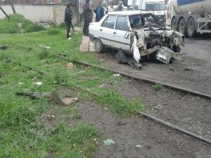 Diyarbakır'da korkutan trafik kazası!