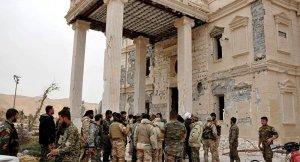 ABD: Rusya'nın Palmira'yı geri almasını değerlendirdi