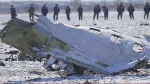 Rusya'da düşen uçakla ilgili flaş detay