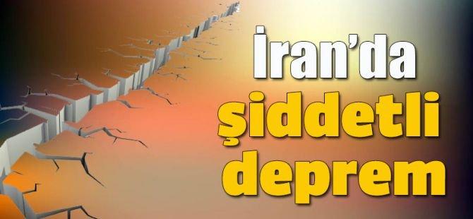 İran'da 5,2 büyüklüğünde deprem meydana geldi