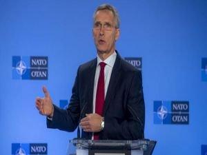 """NATO Genel Sekreteri Stoltenberg: """"Avrupa'yı ABD Türkiye ve İngiltere koruyor"""""""