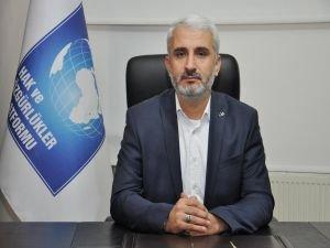"""Aydın: """"Yeni Türkiye eski yargıdan kurtulmadıkça geleceğe güvenle bakamaz"""""""