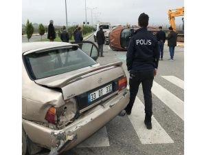 Batman'da 3 otomobil çarpıştı: 7 yaralı