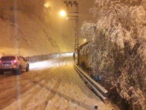 Doğu Anadolu ve Doğu Karadeniz için karla karışık yağmur uyarısı