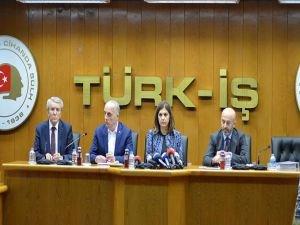 Türk-İş: İşverenle anlaşma şansımız yok