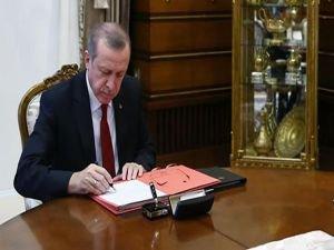 Atama kararları Resmi Gazete'de: 23 görevden alma, 62 atama
