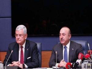 Bakan Çavuşoğlu ABD'nin Suriye'den çekilme kararını değerlendirdi