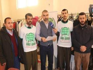Mardin Umut Kervanı'ndan binlerce kişiye yardım