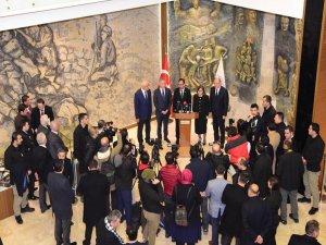 """Bakan Kasapoğlu: """"Genç potansiyel bizim için önemli bir imkân"""""""