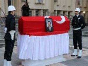 Vali Yardımcısı İmamgiller'in cenazesi Sivas'a gönderildi