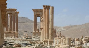 IŞİD'den alınan Palmira'da mayın temizliği yapılacak