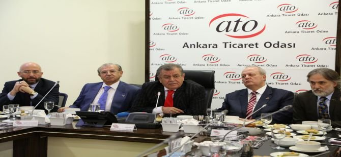 Ankara için güç birliği