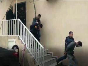 İstanbul'da uyuşturucu operasyonu: 16 gözaltı